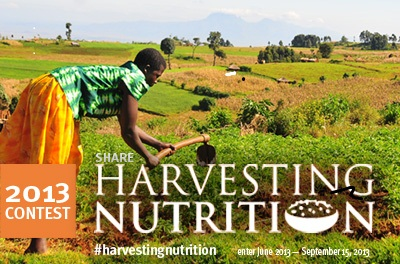 Harvest Nutrition contest